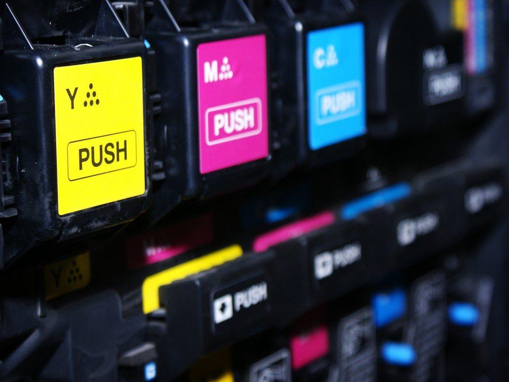 printer ink cartridge for refill