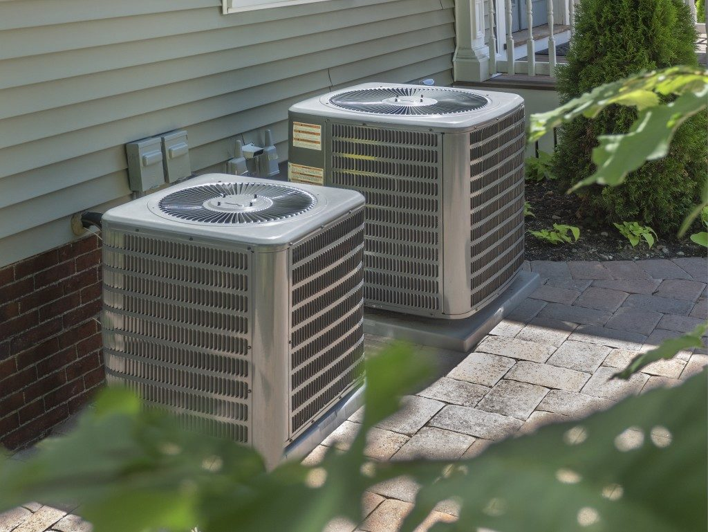 installed air heaters