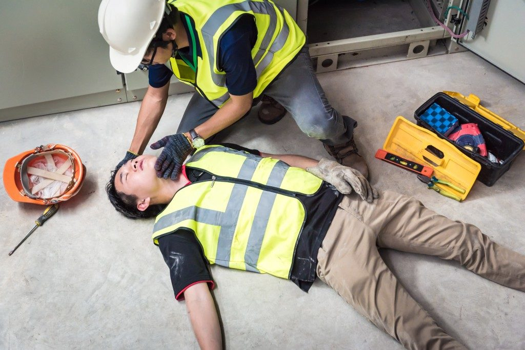 prevent accidents in construction