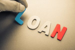 Arranging the letters for loan