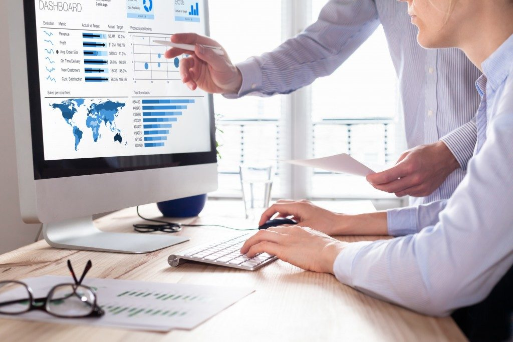 run analytics on your business
