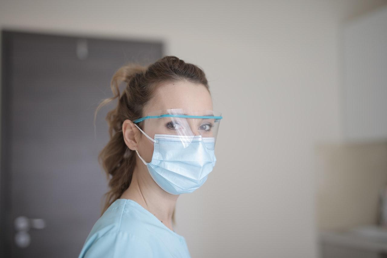 healthcare employee