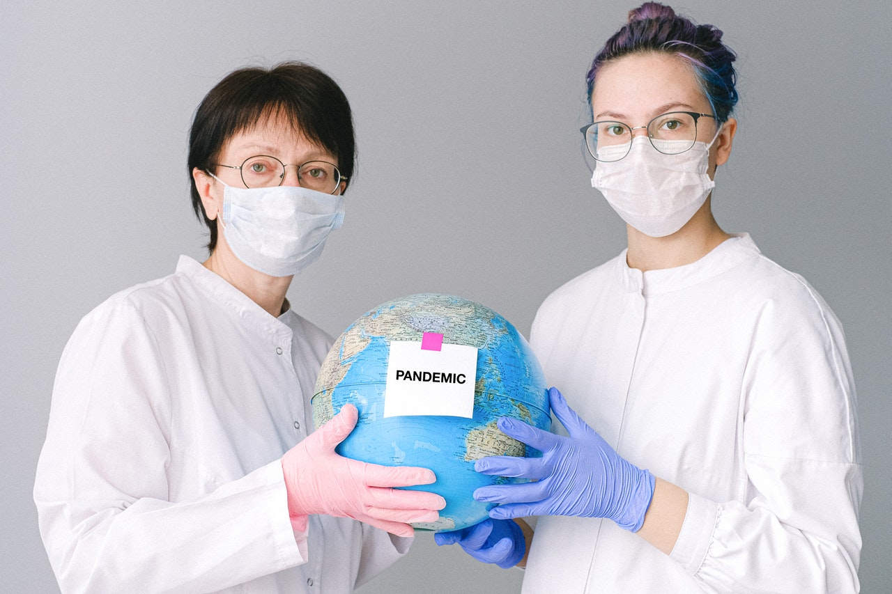 pandemic health workers