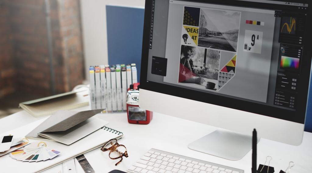 graphic design application