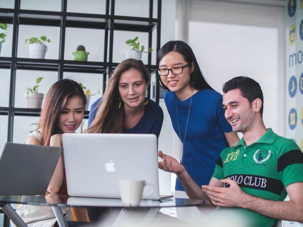 marketing team planning